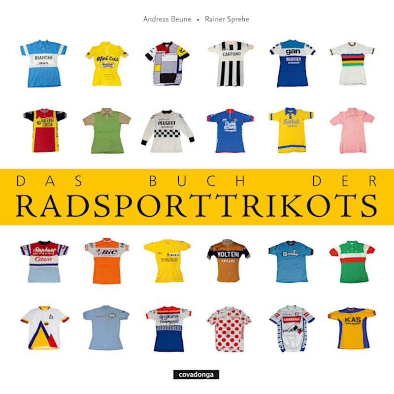 Image - Das Buch der Radsporttrikots